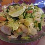 Kutchcumber salad