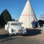 Teepee rooms