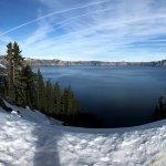 Crater Lake Pano