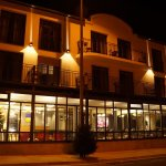 Le restaurant (photo du 17/12 soir)