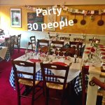 Party 30 people