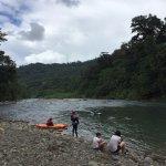 Foto de Tico's River Adventures