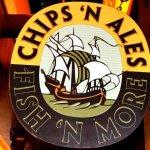 Chips 'n Ales sign - WinStar Casino
