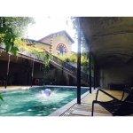 La piscine et bien plus!