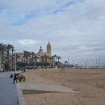 Foto van Passeig Maritim