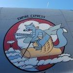 Nose Art of the Lockheed PV-2 Harpoon.