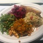 vegan salads & noodles