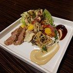 Bonsai Salad with Ahi Tuna