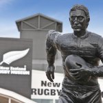 Charles Monro introduced rugby to New Zealand for the first time in 1870