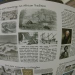 History of Africans swimming in America
