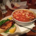 Seafood Stew. Yum!
