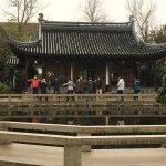 Tai Chi on terrace