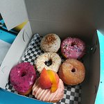 Bild från Daddy O Doughnuts and British Baked Goods