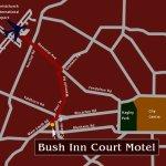 آشور بوش إن كورت موتيل