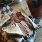 bacon, toast, potatoes... sounds like brunch to me!
