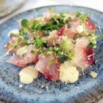 Raw fish (lovely)