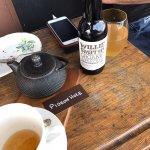 Fantastic little cafe, real tea (leaf tea served in a teapot! Coming back for breakfast!