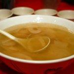便宜的竹筍湯