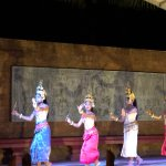 Cambodian Dance - dinner