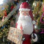 Christmas in the Park, Plaza de Cesar Chavez Park, San Jose, Ca