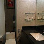 average bathroom