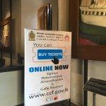 Buy ticket online