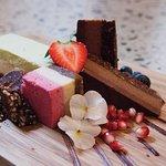 Desserts at simpleRAW