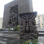 Jewish Ghetto Memorial Photo