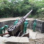 Cat Ba Cannon Fort