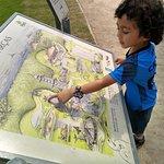 Mapa do Mangal das Garças
