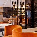 Reception area and Lobby Bar