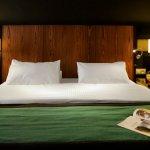 Chambre : grand lit, très confortable !