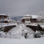 I vari chalet del Pineta Hotels