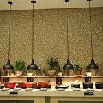 Buffet Dinner at Veranda in Taal Vista Hotel