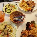 Restaurant Rhodos bei Savvas Foto