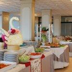 panoramica della sala ristorante