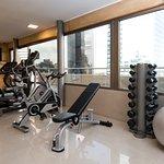 Fitness Center con la mejor vista de la ciudad