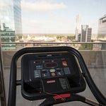 Vista desde Fitness Center