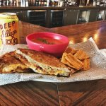 The Hot Mess Grilled Cheese (Friday Lunch Special)