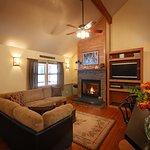 Bilde fra Montana Rock Creek Cabins