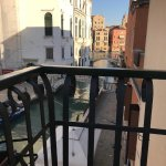 View from Balcony, Superior Double, Canal View