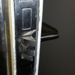 FRONT DOOR LOCK IS FALLING APART