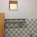 this is the window in bathroom which is common to next room's bathroom