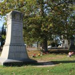 Borden family plot