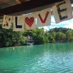Lagoon Villa view