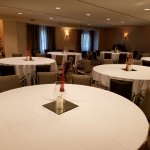 Events made easy in our meeting and event space.