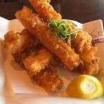 Spicy Calamari Appetizer