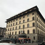 Grand hotel baglioni Firenze view