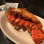 fried lobster tail (don't get)