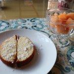 Scandanavian almond bread yummmmmmm